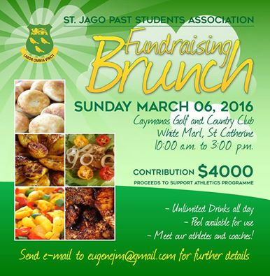 St Jago PSA Brunch